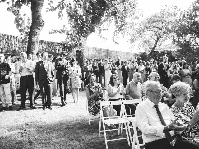 La boda de Txaber y Miren en Berango, Vizcaya 87