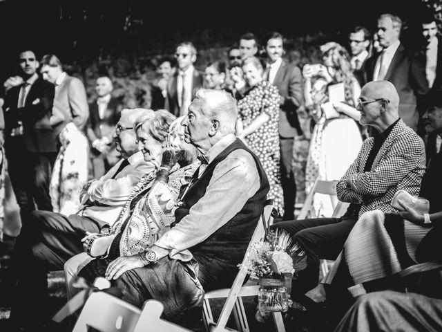 La boda de Txaber y Miren en Berango, Vizcaya 90