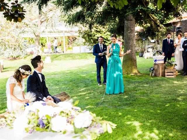 La boda de Txaber y Miren en Berango, Vizcaya 91