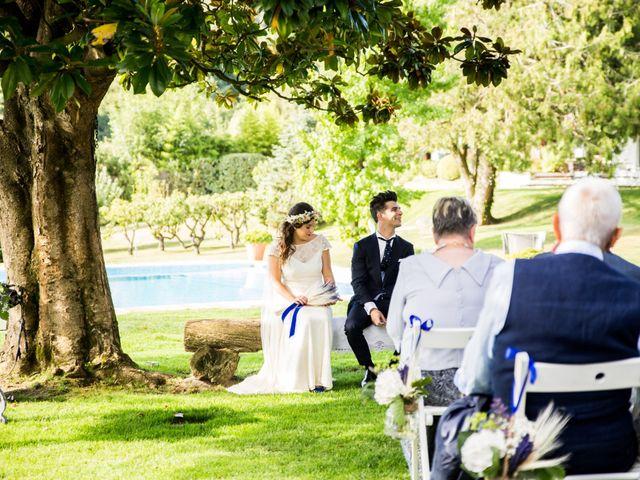 La boda de Txaber y Miren en Berango, Vizcaya 93