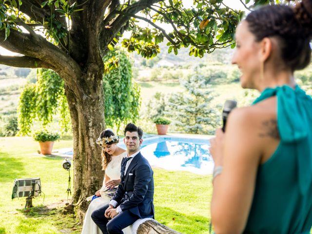 La boda de Txaber y Miren en Berango, Vizcaya 94