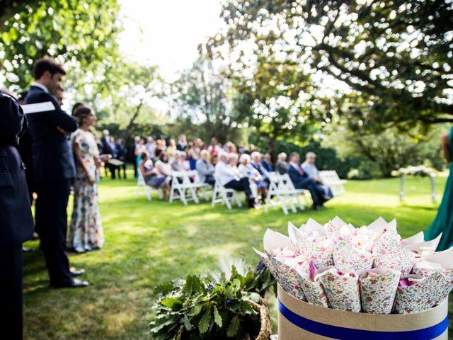 La boda de Txaber y Miren en Berango, Vizcaya 95