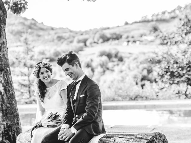 La boda de Txaber y Miren en Berango, Vizcaya 96