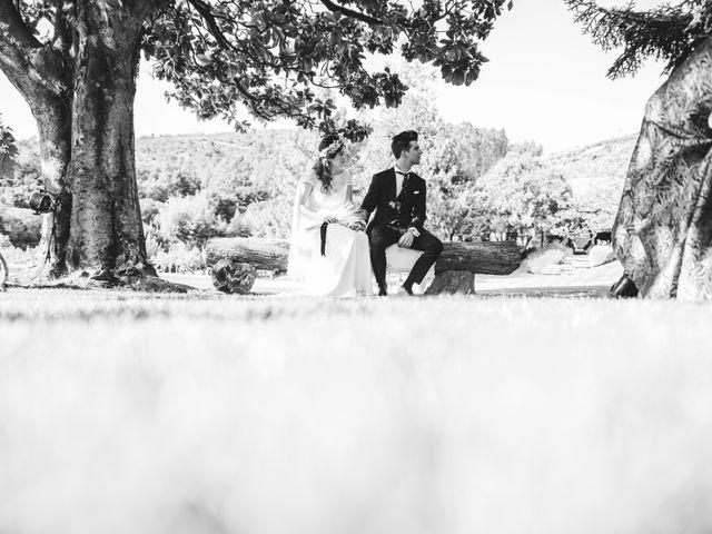 La boda de Txaber y Miren en Berango, Vizcaya 98