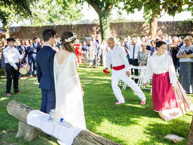 La boda de Txaber y Miren en Berango, Vizcaya 103