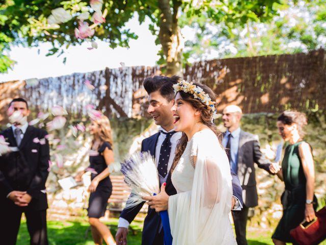 La boda de Txaber y Miren en Berango, Vizcaya 106