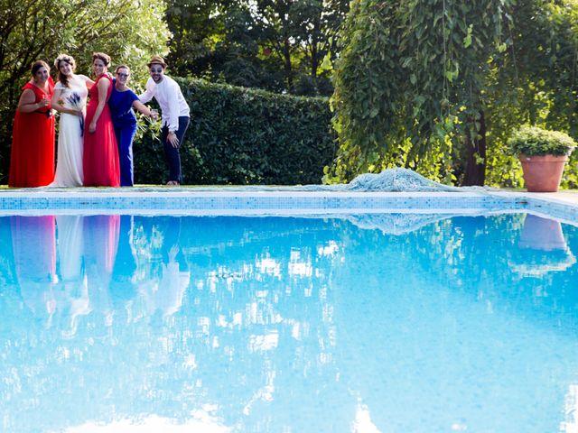 La boda de Txaber y Miren en Berango, Vizcaya 111