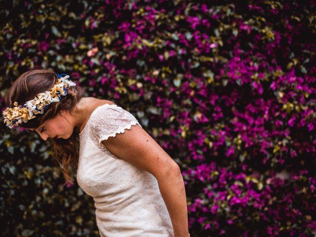 La boda de Txaber y Miren en Berango, Vizcaya 119