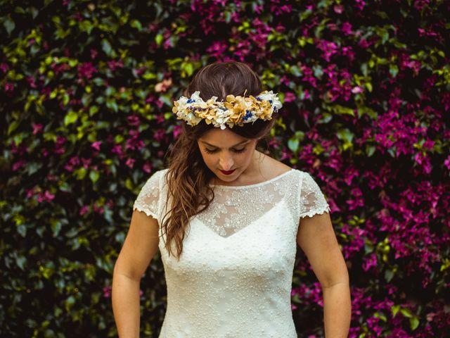 La boda de Txaber y Miren en Berango, Vizcaya 120