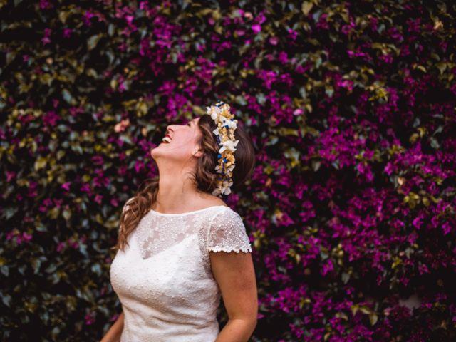 La boda de Txaber y Miren en Berango, Vizcaya 123