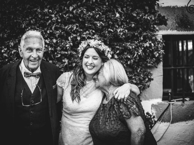 La boda de Txaber y Miren en Berango, Vizcaya 126