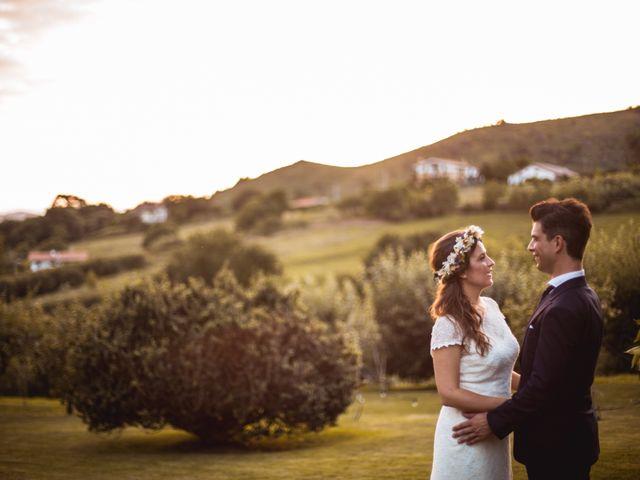 La boda de Txaber y Miren en Berango, Vizcaya 131