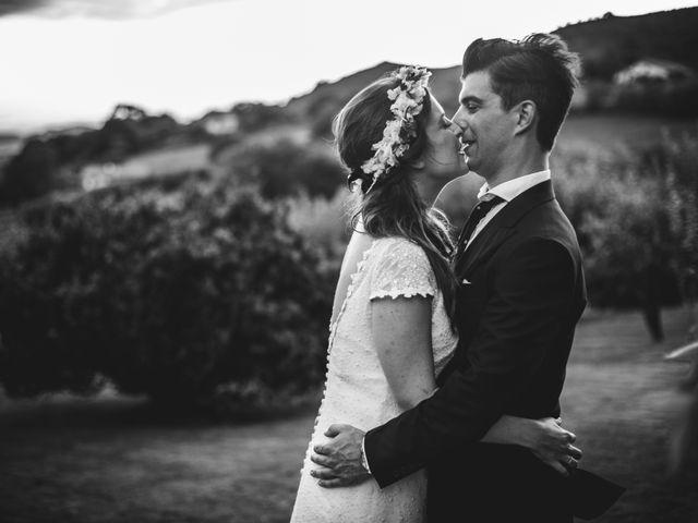 La boda de Txaber y Miren en Berango, Vizcaya 133