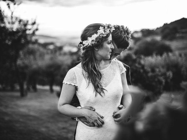 La boda de Txaber y Miren en Berango, Vizcaya 135