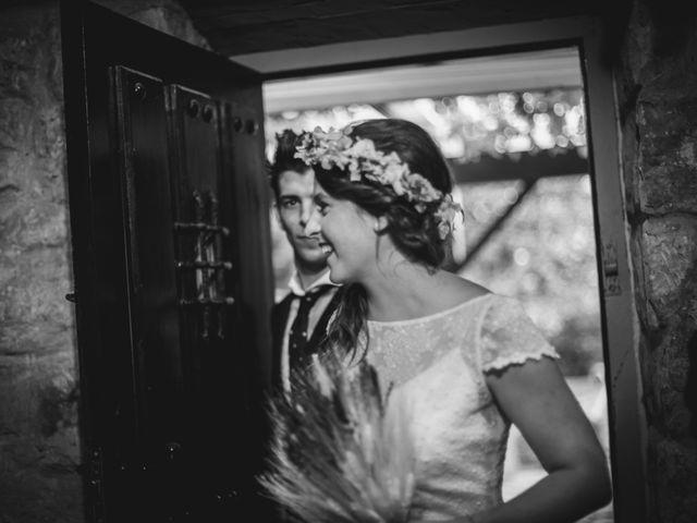 La boda de Txaber y Miren en Berango, Vizcaya 138