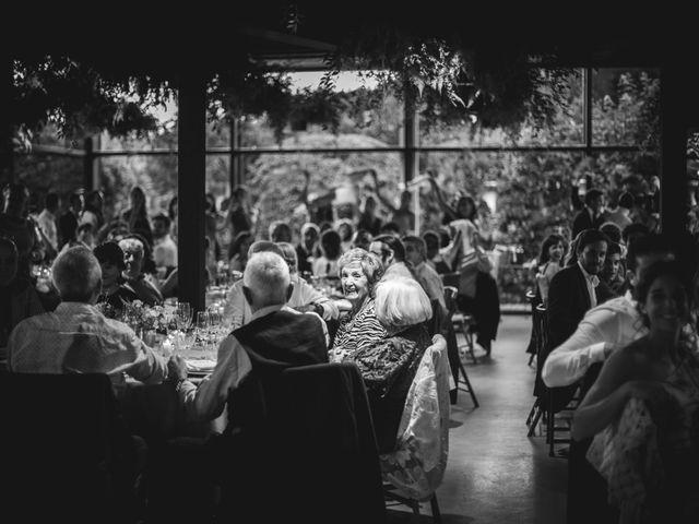 La boda de Txaber y Miren en Berango, Vizcaya 141