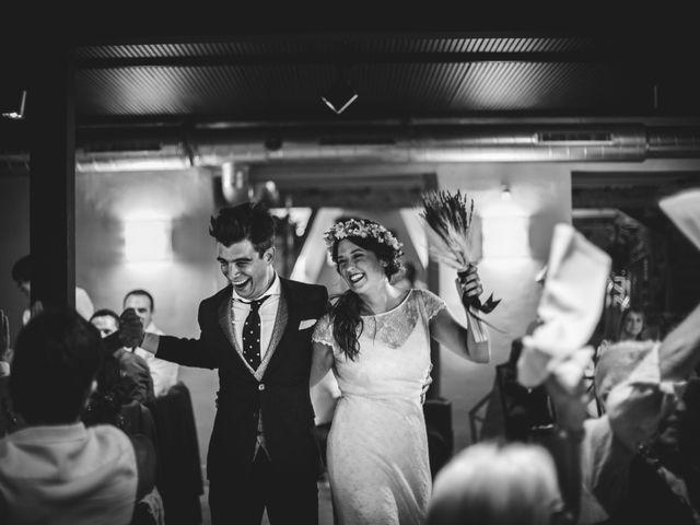 La boda de Txaber y Miren en Berango, Vizcaya 142