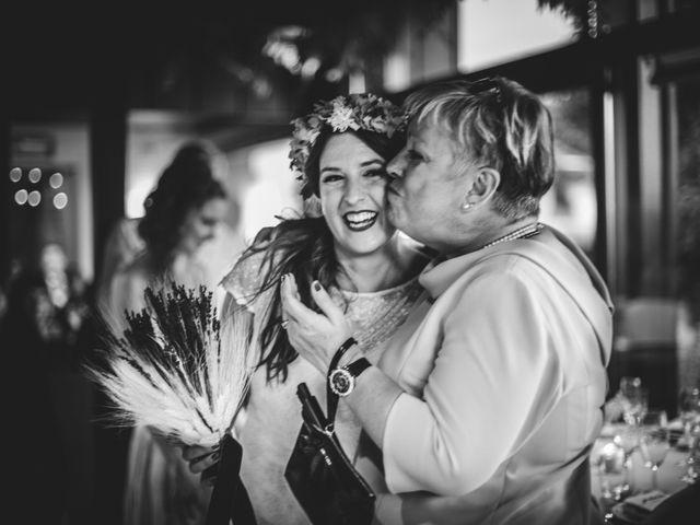 La boda de Txaber y Miren en Berango, Vizcaya 143