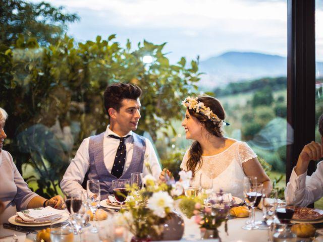 La boda de Txaber y Miren en Berango, Vizcaya 148