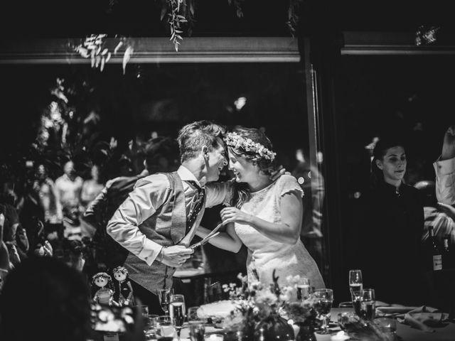 La boda de Txaber y Miren en Berango, Vizcaya 152