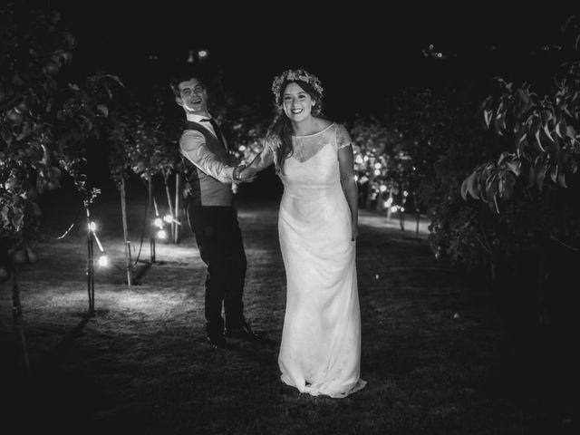La boda de Txaber y Miren en Berango, Vizcaya 154