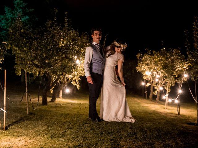 La boda de Txaber y Miren en Berango, Vizcaya 155