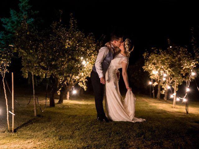La boda de Txaber y Miren en Berango, Vizcaya 1