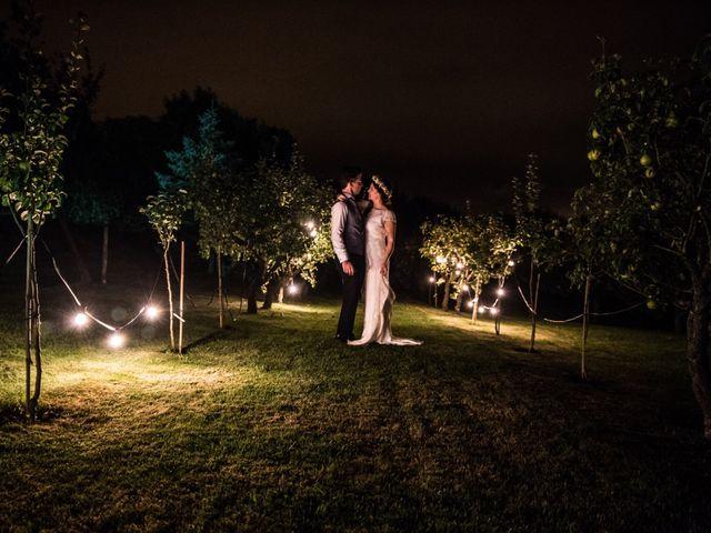 La boda de Txaber y Miren en Berango, Vizcaya 156