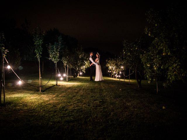 La boda de Txaber y Miren en Berango, Vizcaya 157