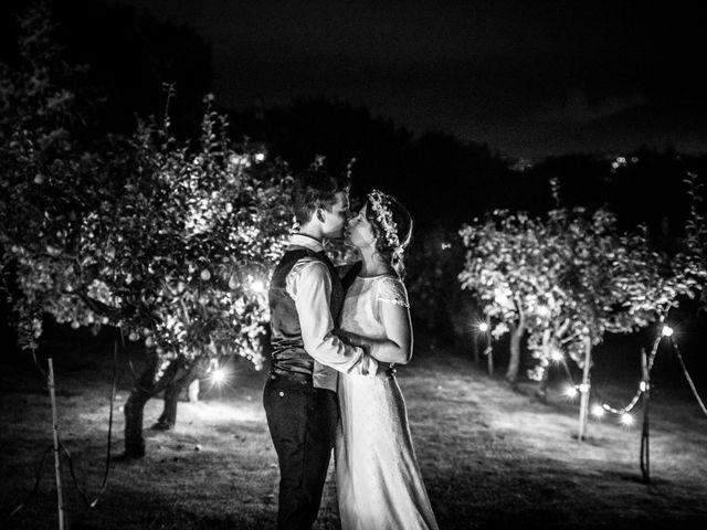 La boda de Txaber y Miren en Berango, Vizcaya 158
