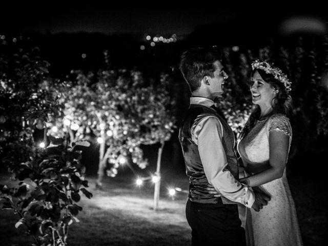 La boda de Txaber y Miren en Berango, Vizcaya 160