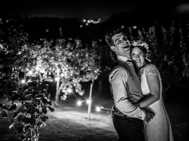 La boda de Txaber y Miren en Berango, Vizcaya 161