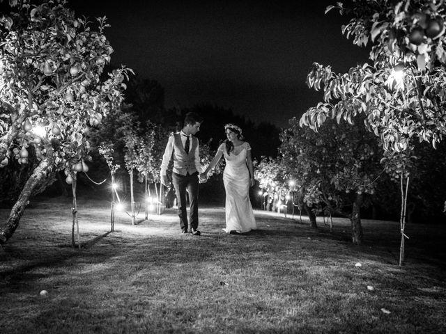 La boda de Txaber y Miren en Berango, Vizcaya 162