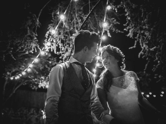 La boda de Txaber y Miren en Berango, Vizcaya 166