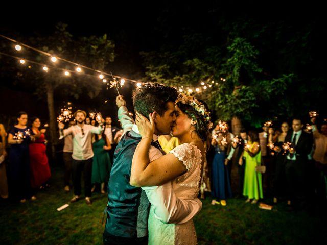 La boda de Txaber y Miren en Berango, Vizcaya 167