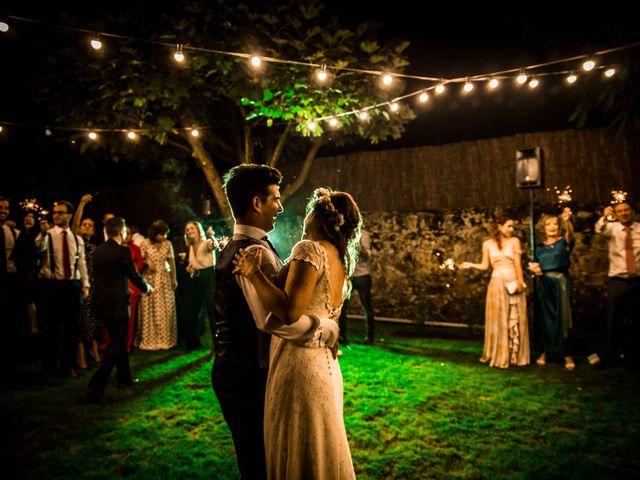 La boda de Txaber y Miren en Berango, Vizcaya 169