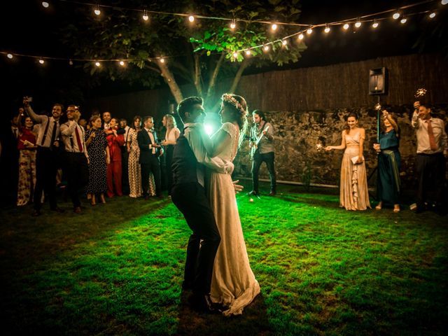 La boda de Txaber y Miren en Berango, Vizcaya 170