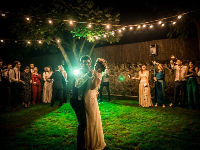 La boda de Txaber y Miren en Berango, Vizcaya 171