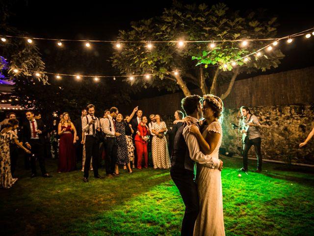 La boda de Txaber y Miren en Berango, Vizcaya 172