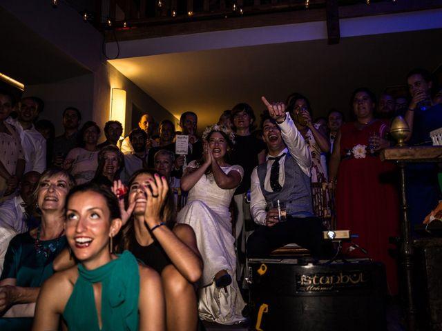 La boda de Txaber y Miren en Berango, Vizcaya 176