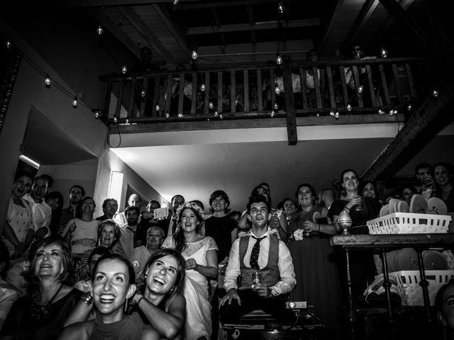 La boda de Txaber y Miren en Berango, Vizcaya 177