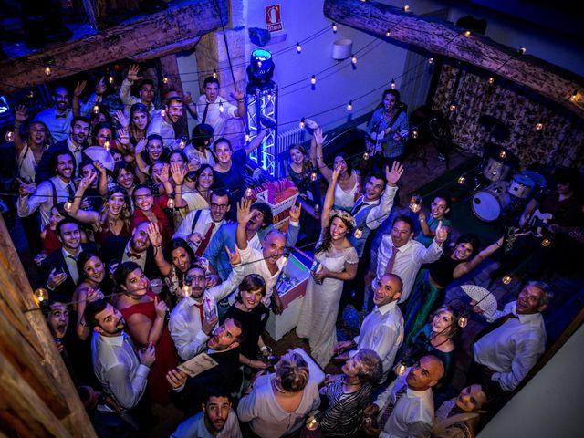 La boda de Txaber y Miren en Berango, Vizcaya 179
