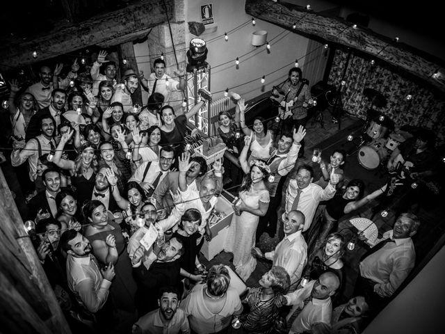 La boda de Txaber y Miren en Berango, Vizcaya 180