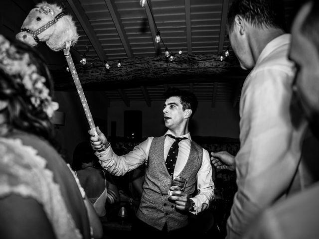 La boda de Txaber y Miren en Berango, Vizcaya 181
