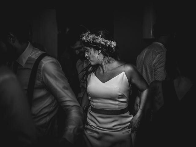 La boda de Txaber y Miren en Berango, Vizcaya 189