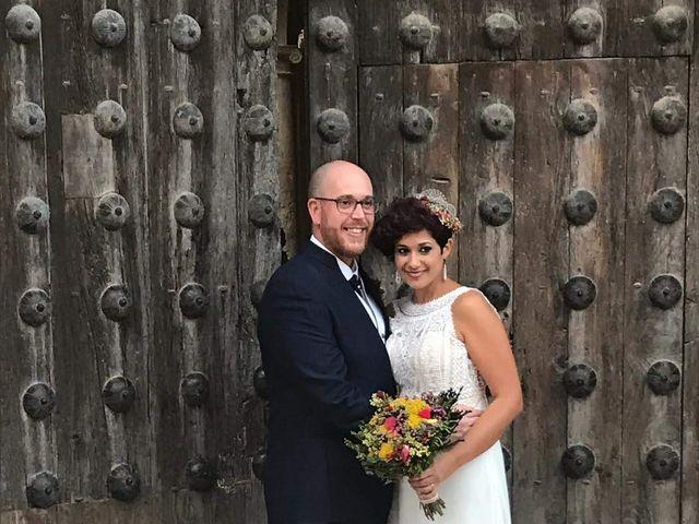 La boda de Mario y Carolina en Almansa, Albacete 1