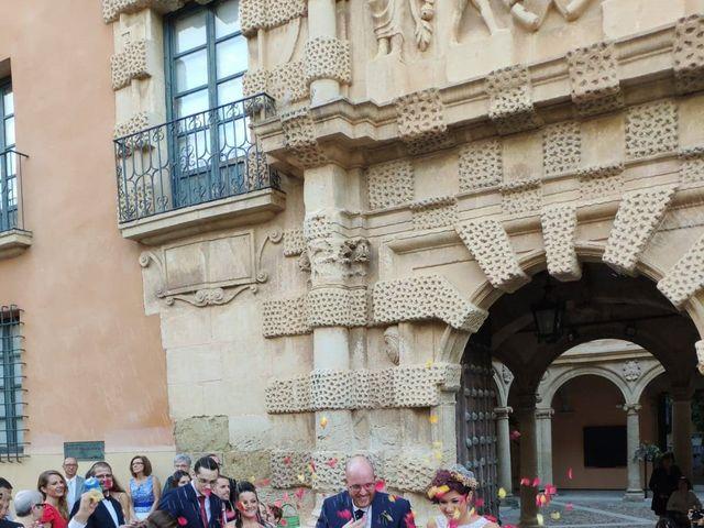 La boda de Mario y Carolina en Almansa, Albacete 4