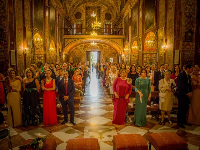 La boda de Barto y Ana en Torrecampo, Córdoba 12