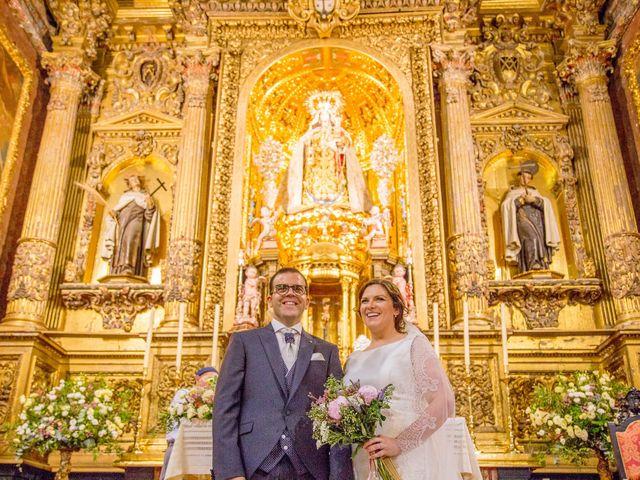 La boda de Barto y Ana en Torrecampo, Córdoba 13