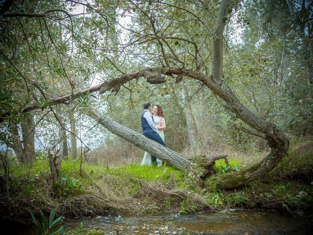 La boda de Ana y Barto